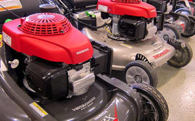 2018 Showroom Preview – Walk Power Mowers