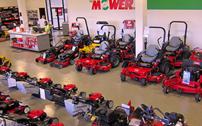 2018 Showroom Preview – Standard Zero Turn Riding Mowers