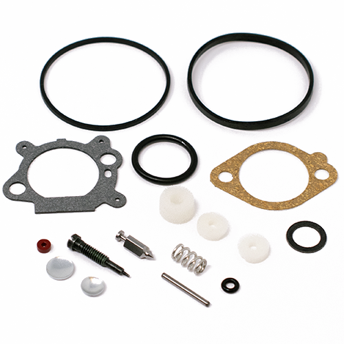 Briggs Stratton Carburetor Repair Kit 498260 2015 Earlier Mower Shop Products