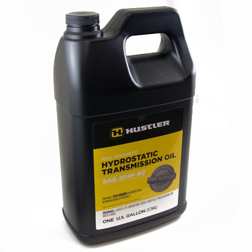 1 Gallon - Hustler Hydrostatic Transmission Oil (606953)