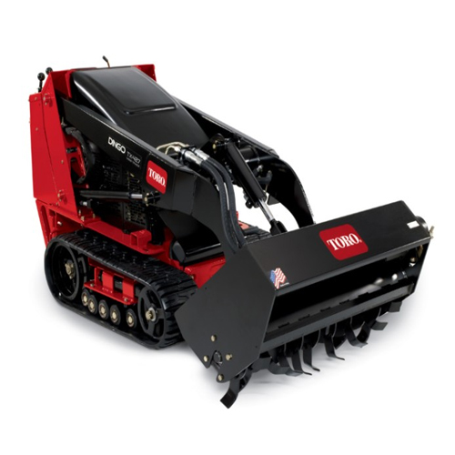 TX 427 Dingo Compact Utility Loaders (Gas)