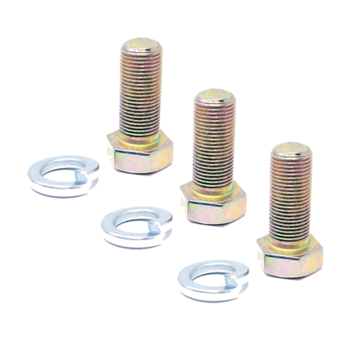 Set of 3 - Spartan Blade Bolts with Washers (418-0007-00 & 419-0004-00)